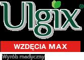 Ulgix Wzdęcia Max logotyp